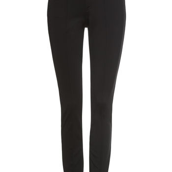 Trousers Pintuck Front