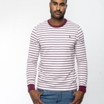 Sweat Yarn Dyed Stripe