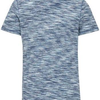 T-shirt blauwe streep
