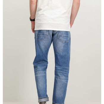 Russo straight acqua denim medium used