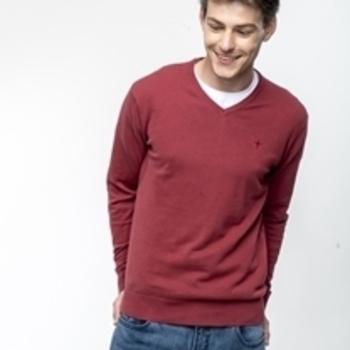 knit V haze&finn