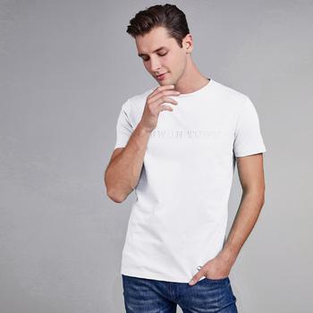 T-shirt met 3D logo