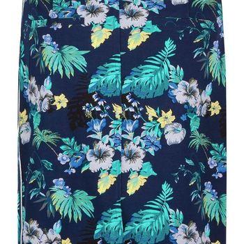 Skirt Flower Print Punta