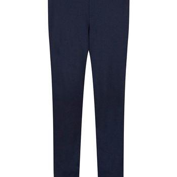 Sportieve, donkerblauwe pantalon tramontana