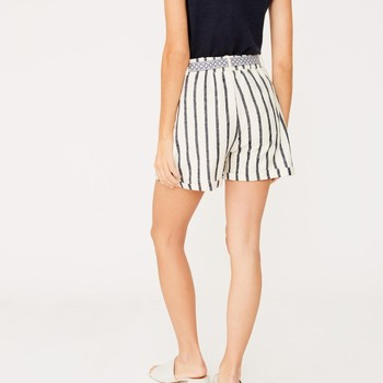 Striped shorts yerse
