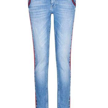 Jeans Red Tape Raw Edge tramontana