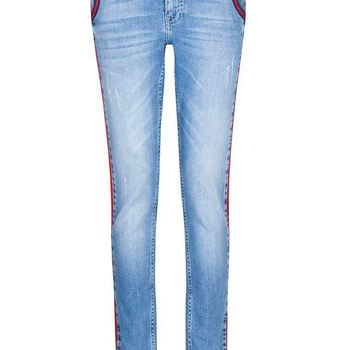 Jeans Red Tape Raw Edge tramontana