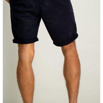 Donkerblauwe short garcia