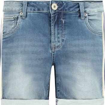 Rachelle Slim Denim Shorts garcia