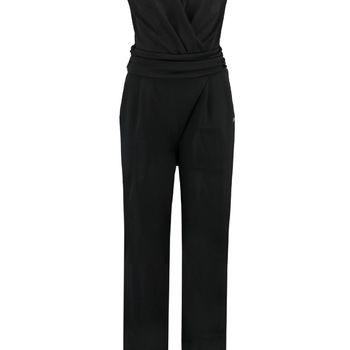 zwarte jumpsuit garcia