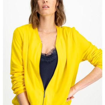 geel bombervestje garcia