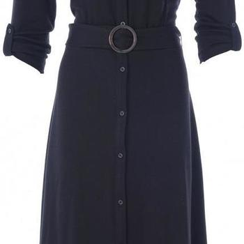 Dress O436 Black