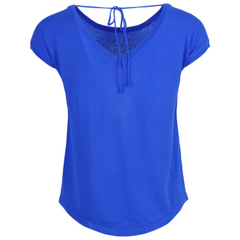 Blauw t-shirt Enjoy