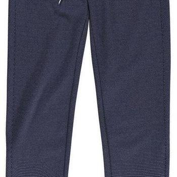 Donkerblauwe joggingbroek